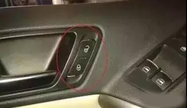 大众途观左前车门不能闭锁,也不能开锁