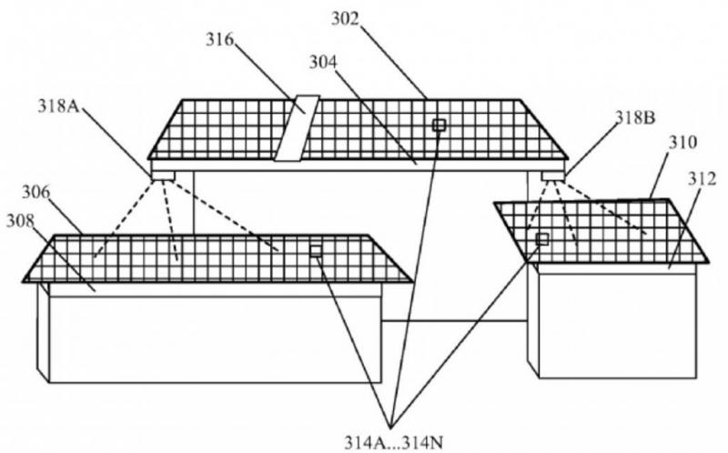 除了用作清理汽车玻璃外,这套系统还可以用于清理太阳能电池帆板 | 官方文件