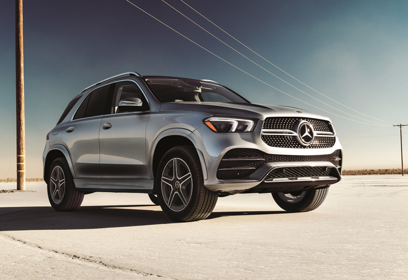 2020 Mercedes-Benz GLE系列不但创新科技全面升级,乘坐也更舒适。(Rallye Auto Group提供)